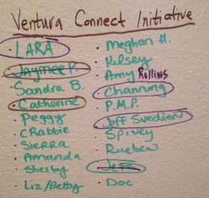 20 Ventura Friends